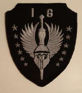 Abzeichen Polizei - Einsatzkommando Cobra Kosovoeinsatz Eulex