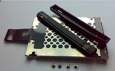 IBM Thinkpad R60 R61 R60e R61e Hard Drive Caddy Rails