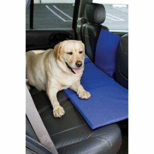Outward Hound Car Rear Seat Adapter For Dog -Covers Footwell Gap - Extend a Seat