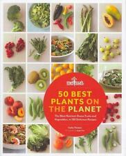 50 BEST PLANTS ON THE PLANET - THOMAS, CATHY/ FORBERG, CHERYL (FRW)/ CAO, ANGIE