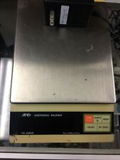 A&D weighing scale FX-6000