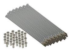 Satz Speichen 148mm M4 Edelstahl - MZ ES, TS, ETZ Deutsche Produktion