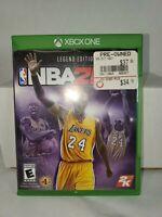 Kobe Bryant NBA 2K17 Legend Edition Xbox One Sports Game