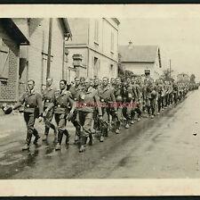 PHOTO WW2 1940 ARTILLEURS FLAK GUNNERS AA-ARTILLERY ARTILLERIE LUFTWAFFE AERIEN