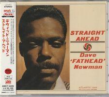 Dave Fathead Newman Japan CD w/obi AMCY-6026