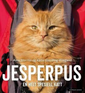 Jesperpus En Helt Spesiell Katt--Norway's Skiing Cat Coffee Table Book Norwegian