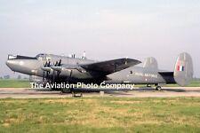 RAF 8 Squadron Avro Shackleton AEW.2 WR963 (1987) Photograph