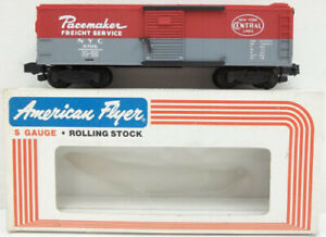 American Flyer 4-9706 S Scale New York Central Boxcar EX/Box