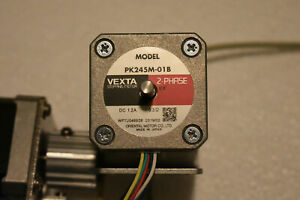 PK245M-01B - VEXTA - 2phase Stepper Motor, DC1.2A, 3.3ohm
