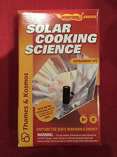 Thames and Kosmos 659226 Ignition Series Solar Cooking Science Kit