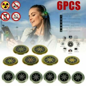 For Cell Phone Quantum Shield EMF Protector Anti Radiation Protection Sticker