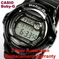 CASIO BABY-G DIGITAL WATCH BG-169R-1 BLACK X SILVER BG-169R-1DR 2-YEARS WARRANTY