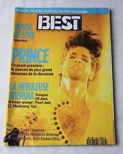 BEST No.288(Juil 1992) PRINCE - NIRVANA & GRUNGE - GENESIS - HOUSE OF LOVE