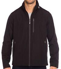 T-Tech by Tumi Men's Black Rain Jacket Size L RRP $150