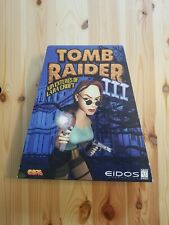Tomb Raider Iii: Adventures of Lara Croft Jewel Case (Pc, 1999)