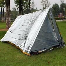 Emergency Shelter Tent Outdoor Ultralight Portable Camping SOS Emergency Shelter
