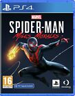 Marvel's Spider-Man Miles Morales PS4 Game - 16+ Years