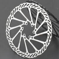 160/180mm Bike Bicycle Disc Brake Rotor MTB For Shimano Sram (Give Away 6 Bolts)