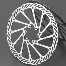 160/180mm Bike Bicycle Disc Brake Rotor MTB For Shimano Sram (Give Away 6 Bolts)