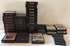 Atari 2600 Video Games 37 Lot Bundle Huge Rare Game Program Imagic Wholesale