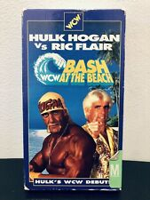 WCW - Bash at the Beach - Hulk Hogan Vs. Ric Flair (VHS, 1994)