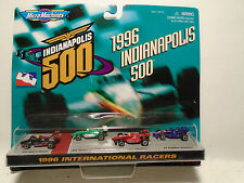 GALOOB MICRO MACHINES #74977 1996 INDIANAPOLIS 500 INTERNATIONAL RACERS SET NEW