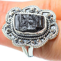 Tektite 925 Sterling Silver Ring Size 7 Ana Co Jewelry R31773F