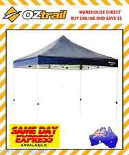 OZtrail Deluxe Gazebo 3m x 3m Camping Outdoor Shade Canopy Protection Marquee