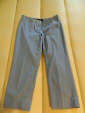 ~NWOT~ New Talbots Periwinkle Capri Pants Crop Pant Size 0 Petites