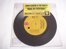 "John Legend The Roots/ Common/M Fiona Wake Up Everybody Vinyl 7"" 45RPM 2010NEW"