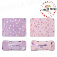 BT21 Dream of Baby Pattern Blanket Purple & Pink Ver. Authentic K-POP Goods