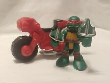 Teenage Mutant Ninja Turtles TMNT - Half-Shell Heroes - RAPH w/ MINIBIKE