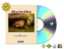 Kill Or Get Killed by Col. Rex Applegate, US DOD FMFRP 12 80 + Bonus Book On CD