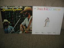 Lucio Dalla – DallAmeriCaruso GERMANY LP + Banana Republic GREEK LP 2LP's A LOT
