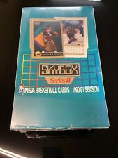 1990-91 Skybox Series 2 Basketball Box Factory Sealed Unopened