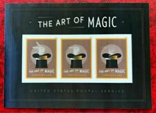 1991 US Stamp SC#5306 The Art of Magic Forever S/S of 3