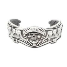 Grim Reaper Wrist Cuff Bracelet Accessory Fashion Jewelry J141