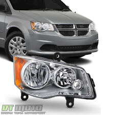 2017 Dodge Grand Caravan 2008 2016 Town Country Headlight Penger Side
