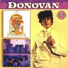Mellow Yellow/Wear Your Love Like Heaven by Donovan (Donovan Phillips Leitch) CD