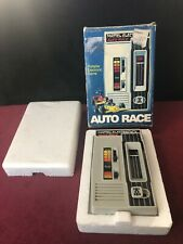 1976 MATTEL ELECTRONICS VINTAGE AUTO RACE HANDHELD RACING GAME