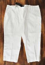 Talbots Petites 100% Cotton Capris, Cropped Pants for Women