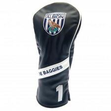 West Bromwich Albion Football Club Heritage Style Golf Club Driver Head Cover
