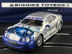 Auction 14 of 29 NOS 1/32 NINCO Mercedes CLK DTM #18 Ref 50235