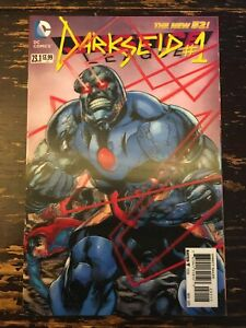 Justice League #23.1 Darkseid Lenticular Variant (2011) Free Combine Shipping