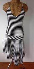Asymmetrical Hem Nylon Regular Size Dresses for Women