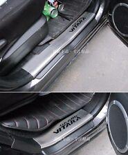 Suzuki Grand Vitara 07-12 Sill door 4pcs Chrome-nikel Protector trim Rare