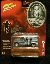 NEW JOHNNY LIGHTNING MONSTERS THE WOLFMAN 1976 FORD VAN #4