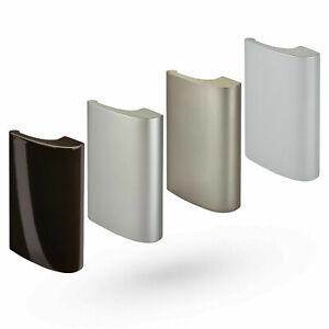 SO-TECH® Balkontürgriff SEJA Aluminium weiß Balkongriff Ziehgriff Terrassentür