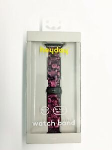 Heyday Purple Watch Band Compatible For Apple Watch  38mm/40mm