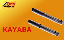 KAYABA 2x REAR Shock Absorbers OPEL VAUXHALL ASTRA F G H J IV V REKORD ZAFIRA A